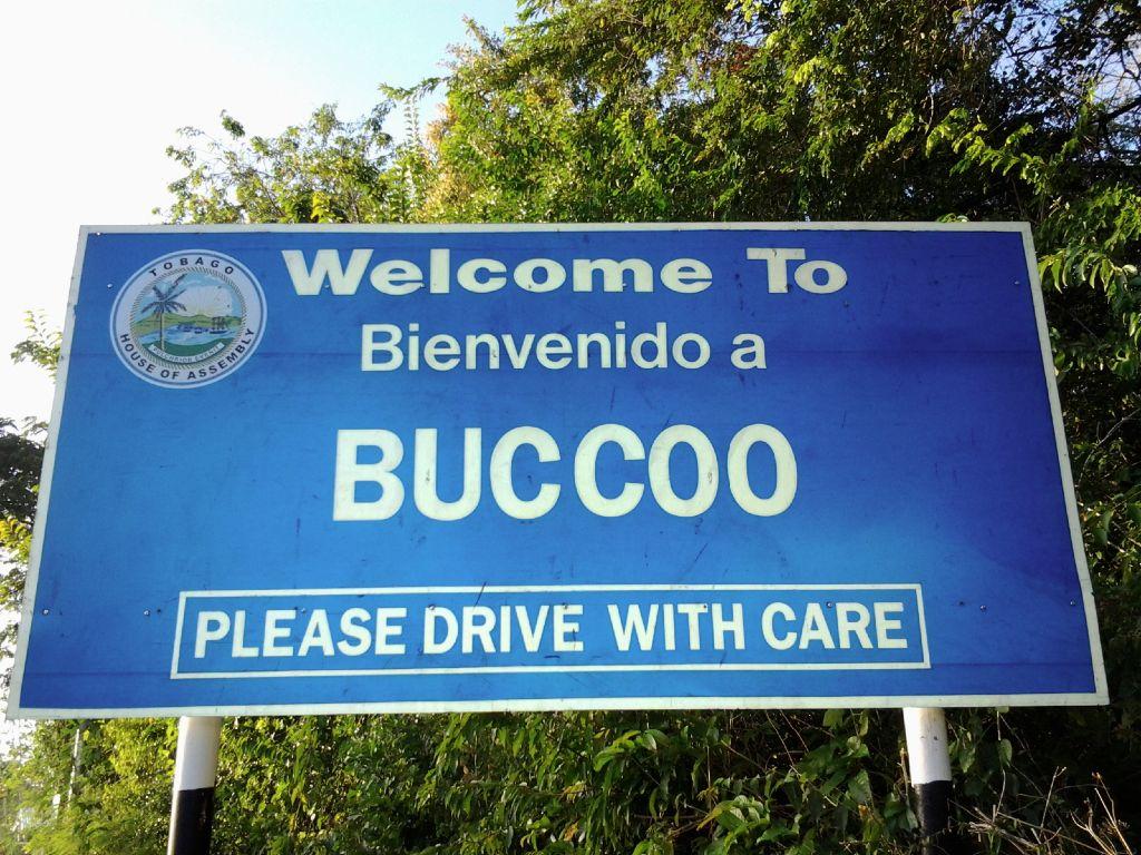 Die Leute von Buccoo