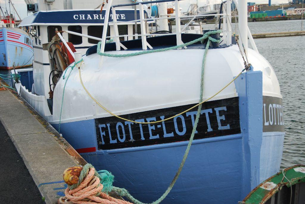 """Lambarene II - Werkstattboot """"Freikerl"""""""