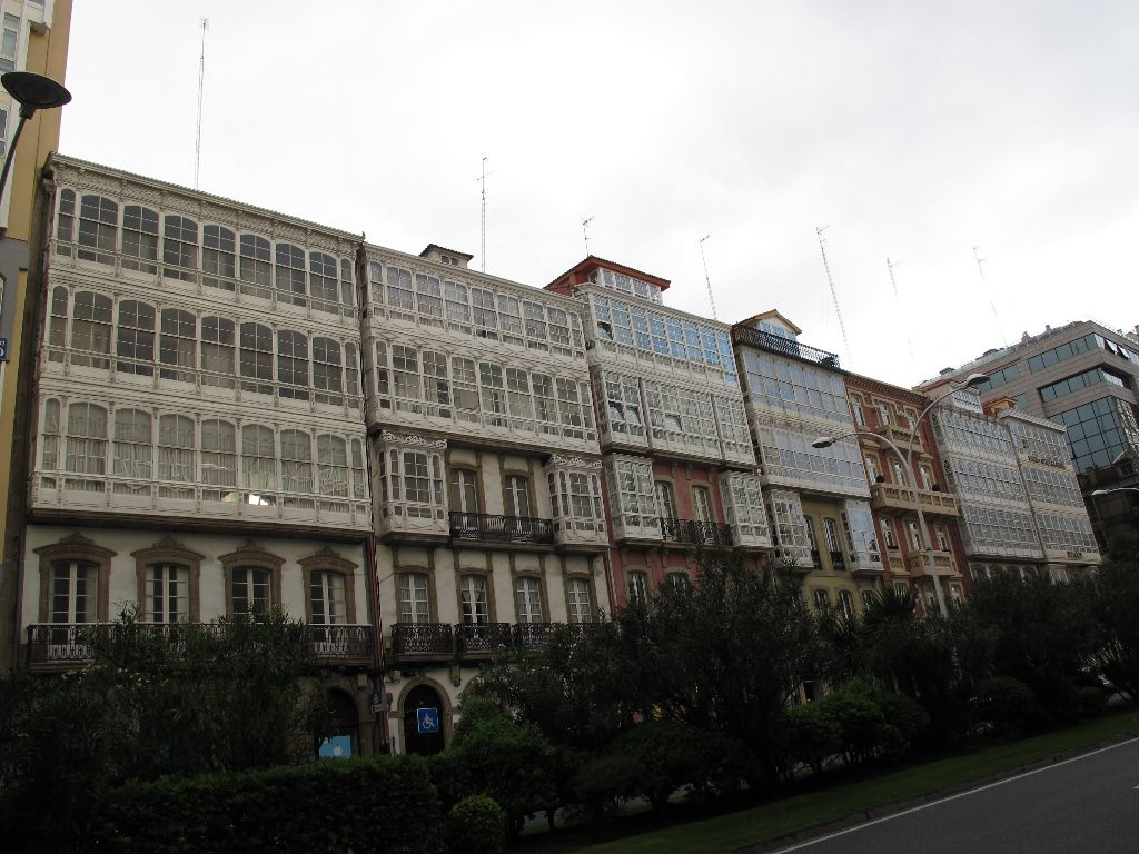 A Coruña – wir geben einen Löffel ab