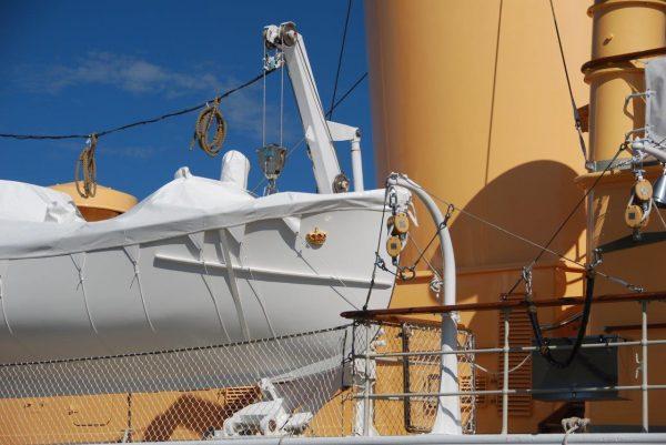 Das royale Rettungsboot