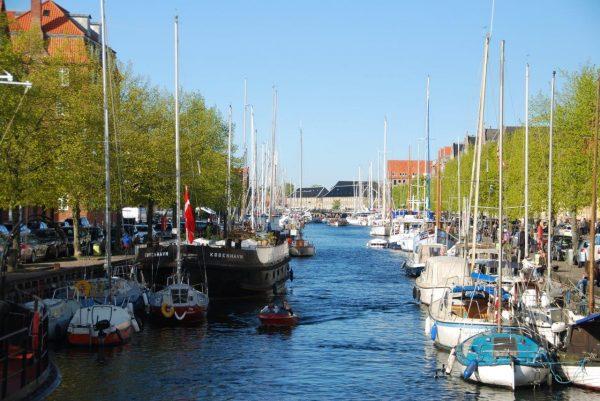 Christianshavn, kein Wendeplatz für FreiKerl