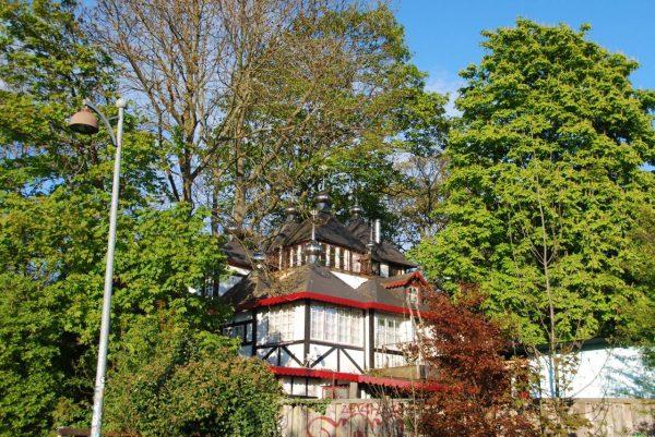 Villa in Christiania
