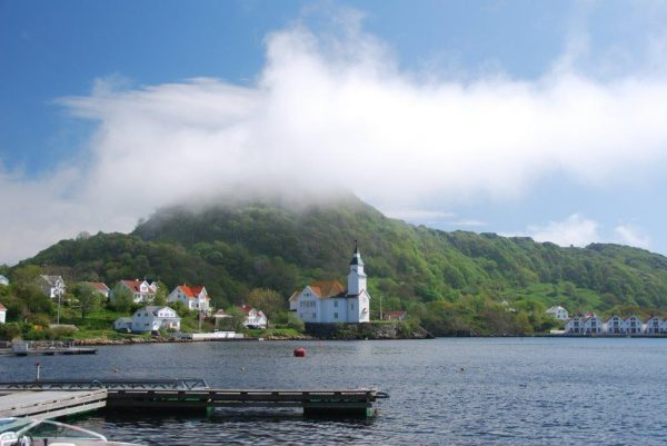 Skagerrak – mal ohne Nebel