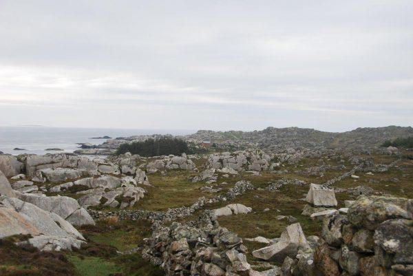 Plötzlich Pfingsten auf Insel Utsira
