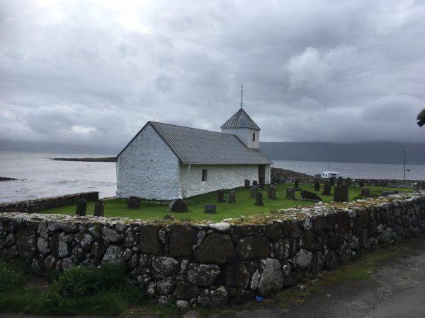 Die älteste Kirche der Färöer