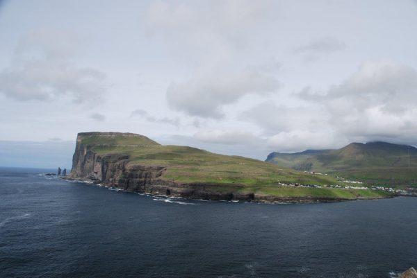 Das Norwestkap der Färöer