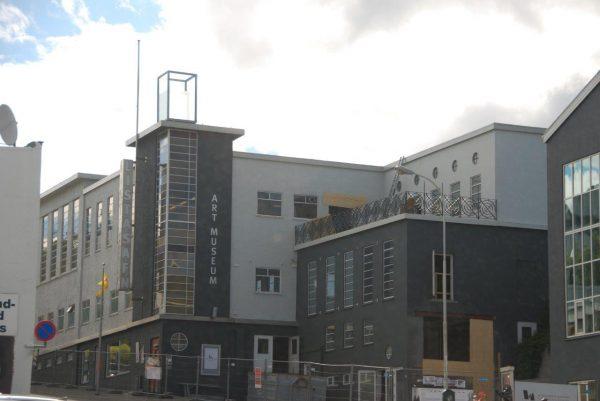Bauhaus in Akureyri