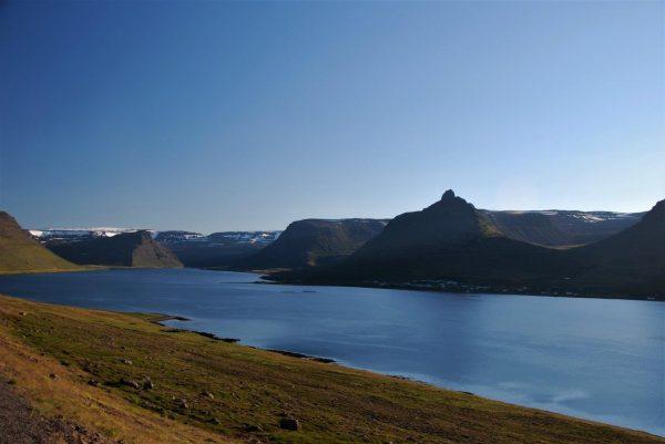 Westfjorde Landausflug