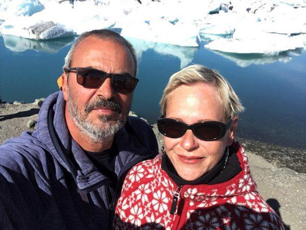 Skippis am Gletschersee - Jökulsarlon