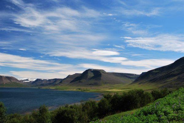 von einem Fjord zum nächsten