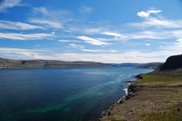 ... wieder ein Fjord