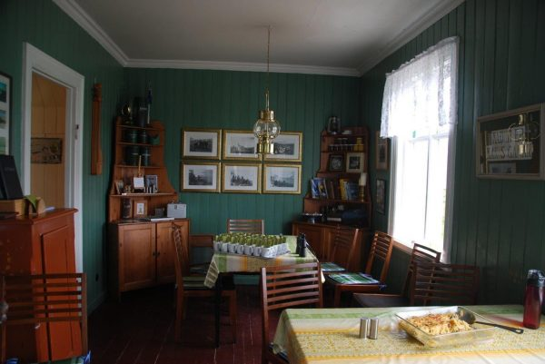 Old Doctors House