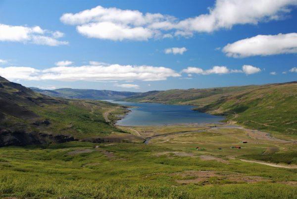 ... durch Tal und Fjord
