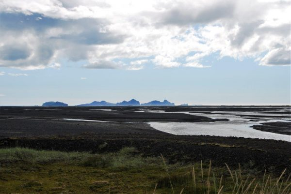 Westmänner-Inseln vor Islands Südküste