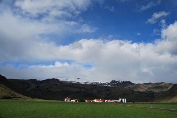 Eyjafjallajökull, letzter Ausbruch 2010
