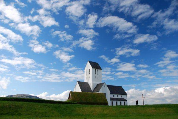 Kirche von Skalholt