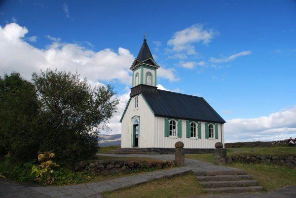 Kirche von Thingvellir