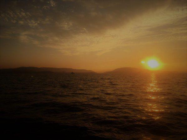 Spanien im Morgenlicht