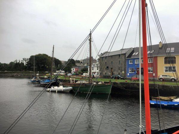 Kinvara Harbour