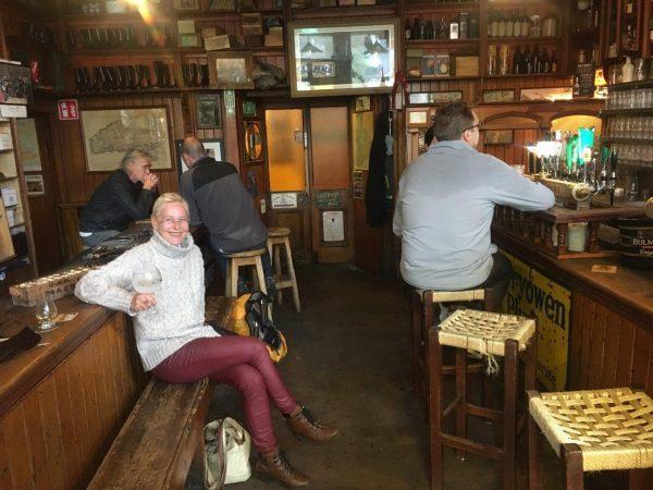Irland: Sommer ist, wenn der Regen wärmer ist!