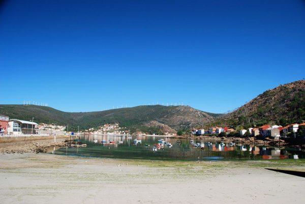 FreiKerl vor Manolos Heimathafen: O Pindo