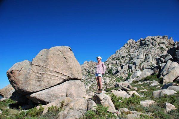 Monte Pindo, Aufstieg 2