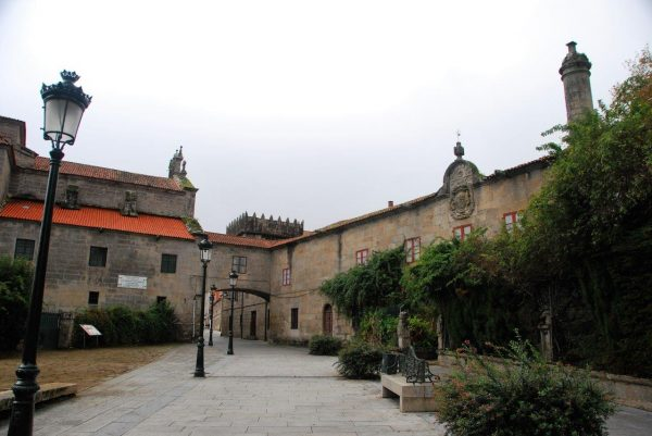 Convent in Vilagarcia