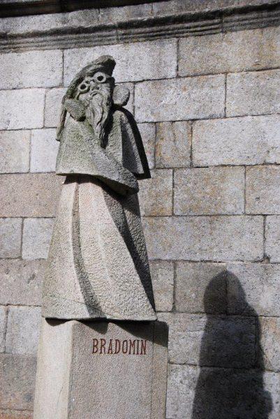 Wer war Bradomin?