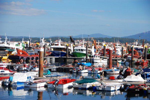 Fischerhafen von Caraminal