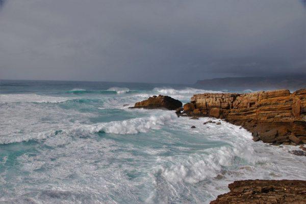 Blick auf Cabo da Roca im Hintergrund