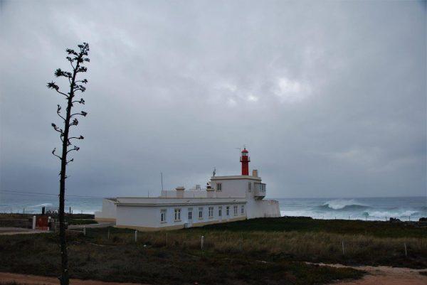 Leuchtturm am Cabo da Raso
