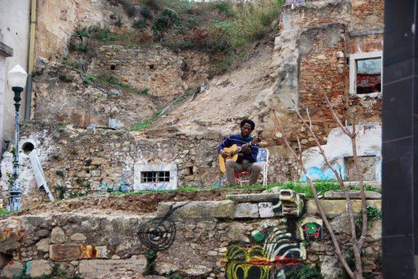 besungene Ruinen