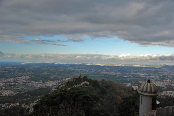 Blick übers Sintra-Gebirge 1