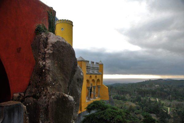 Blick übers Sintra-Gebirge 2