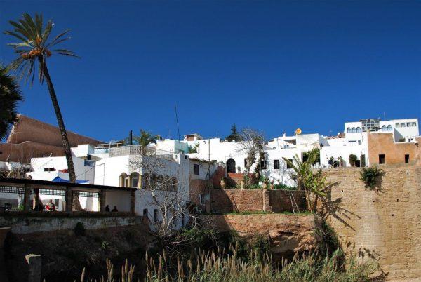 Häuser in der Kasbah