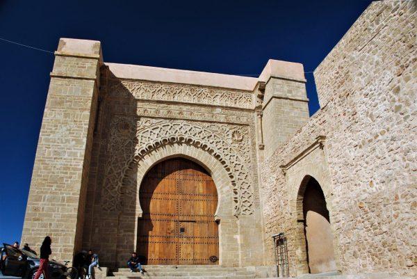 Tor zur Kasbah