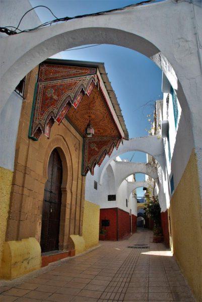 in der Medina von Rabat