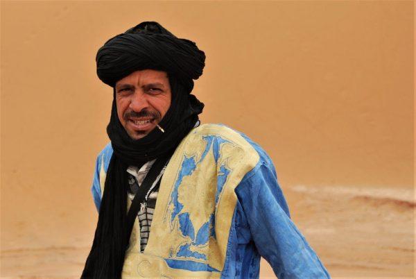 Abdul, unser Kamelhirte