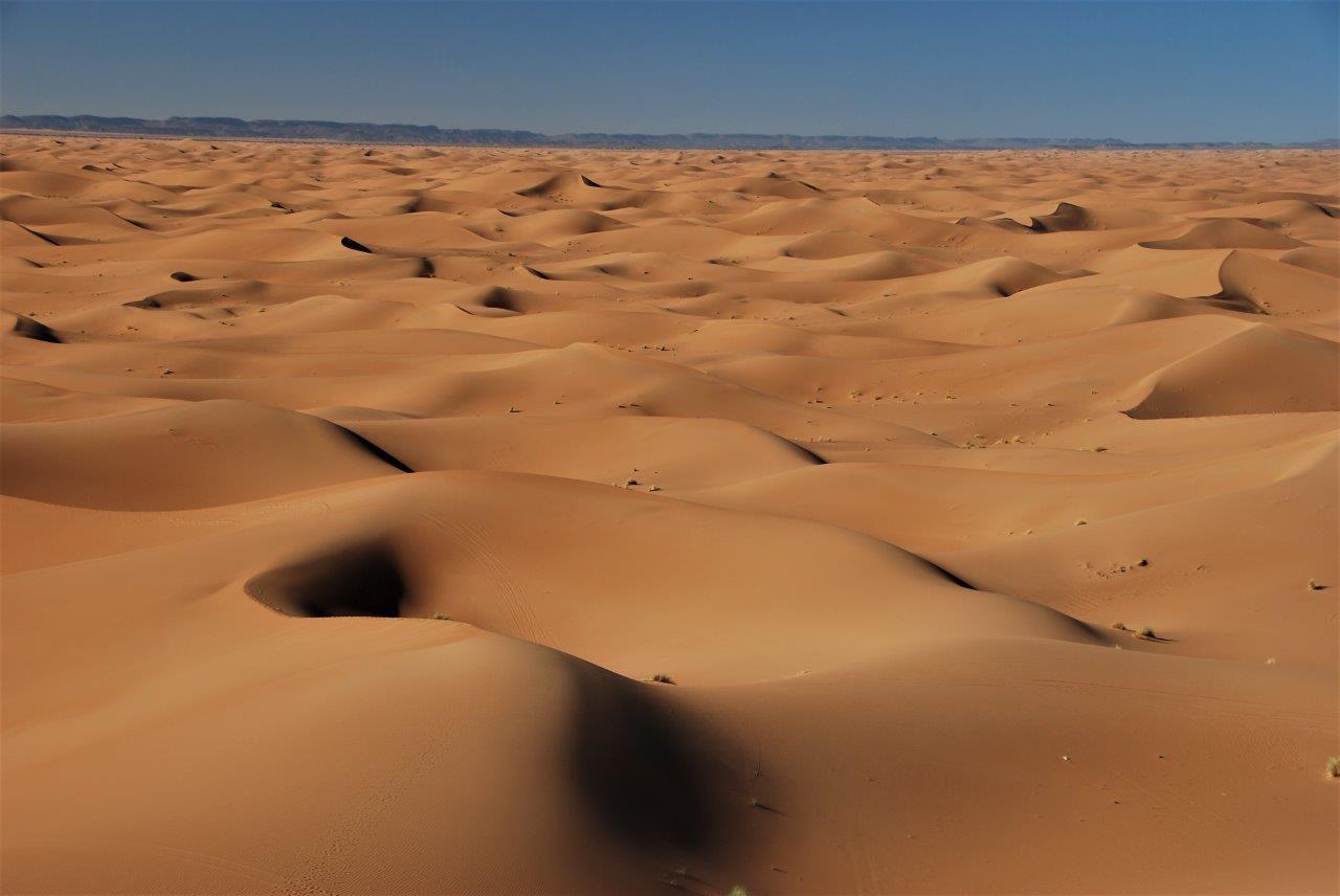 Desert-TV & The Sound Of Silence