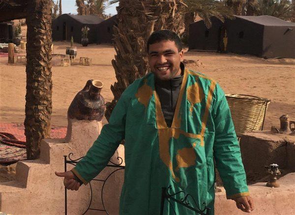 Mohamed, der Koch