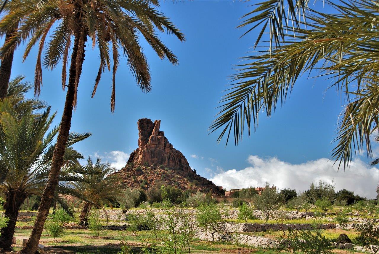 Marokko-Nachsitzen, dank Dauerwestwind