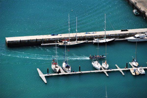 Vorsaison auf Porto Santo