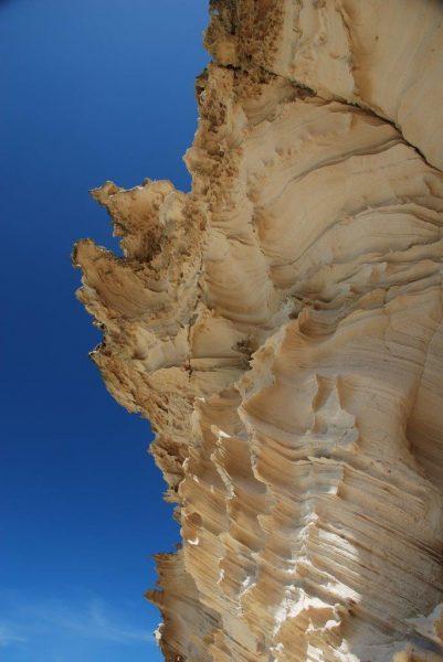 Sandsteinskulptur der Natur 2