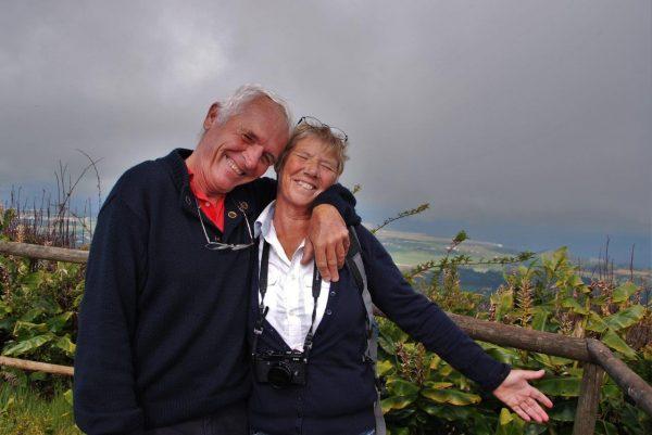 Chantal & André - ein herrliches Paar