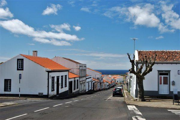 Inselhauptstadt Vila do Porto