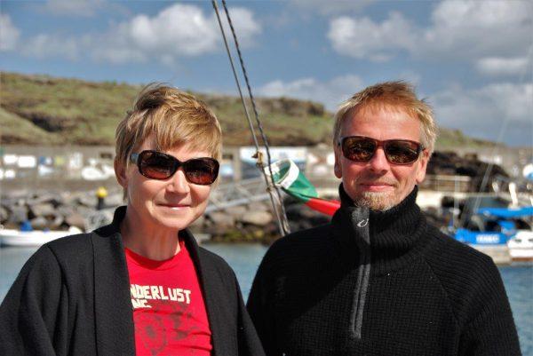 Elina & Sigurd aus Tromsö