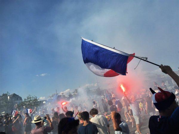 Frankreich ist Weltmeister 10