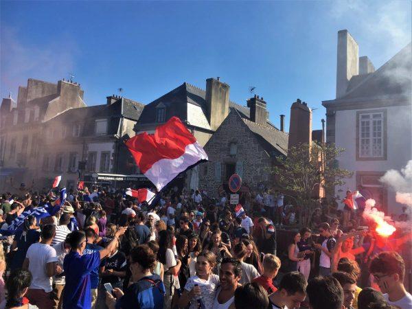 Frankreich ist Weltmeister 1