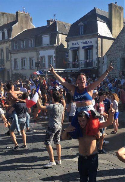 Frankreich ist Weltmeister 2