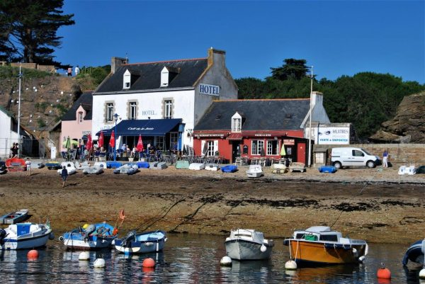 Hafenblick Port Tudy/Groix